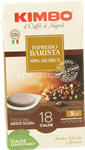 kimbo cialda compostabile espresso 100% arabica 18 pz.x 7 gr.