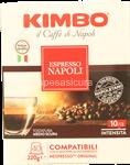 kimbo capsule comp nespresso napoli 40 pz
