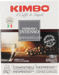 kimbo capsule comp nespresso intenso 40 pz