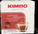 kimbo capsule comp dolce gusto - cortado 16 pz