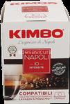 kimbo capsule comp a modo mio napoli 10 pz