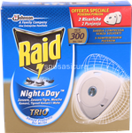 raid night & day trio doppia ricarica