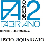 fabriano f2 album 10fg 24x33 riq 0420420