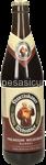 franziskaner dunkel birra bott.5° ml.500