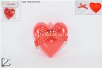 cuore plastica c/nastro 10cm mi006746