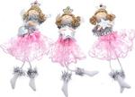 appendino bambolina rosa 15cm