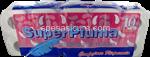 super piuma igienica pz.10