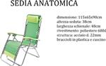 l.saona v. sedia anatomica 115x65x90