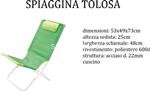 l.saona v. spiaggina tolosa 53x49x73