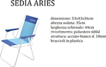 l.saona b. sedia aries 53x43x75