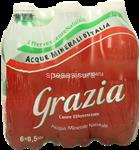 grazia acqua minerale pet ml.500x6