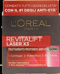 dermo exp.revitalift laser giorno ml.50